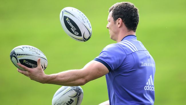 Munster Set Sights On Scarlets