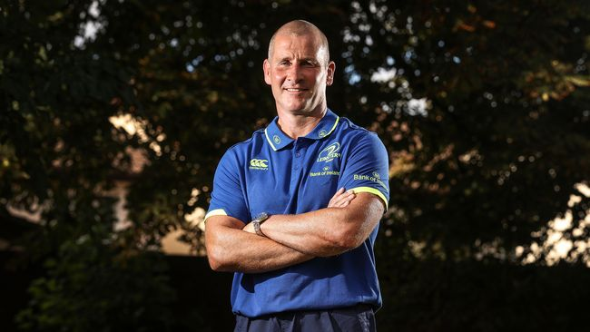 Stuart Lancaster To Join Leinster Coaching Team