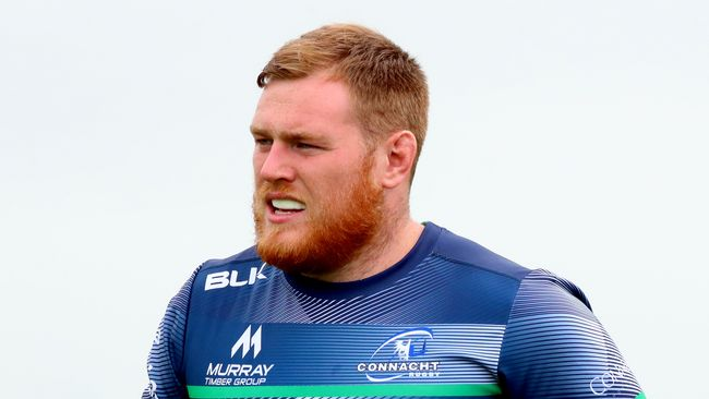 Prop Carey To Make Connacht Debut