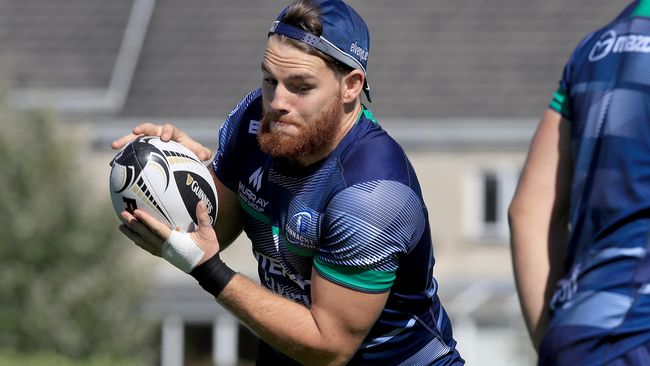 Roux And Heenan Available For Connacht's Llanelli Trip