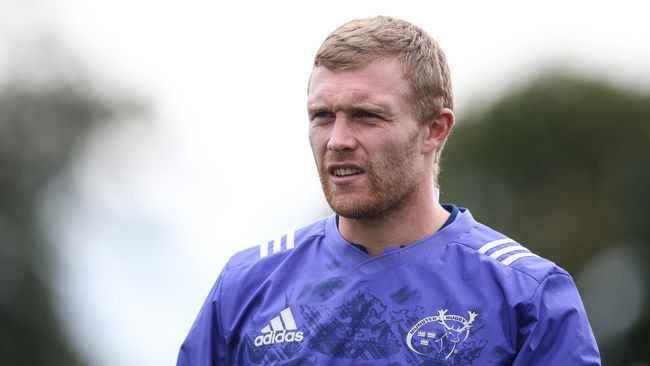 Munster Monitor Injuries Ahead Of Edinburgh Encounter