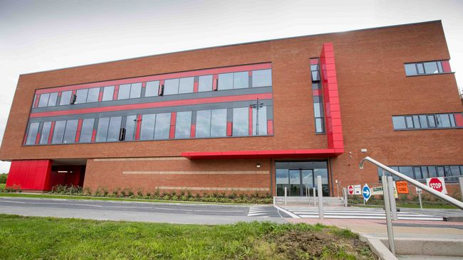 Munster Unveil High Performance Centre At UL