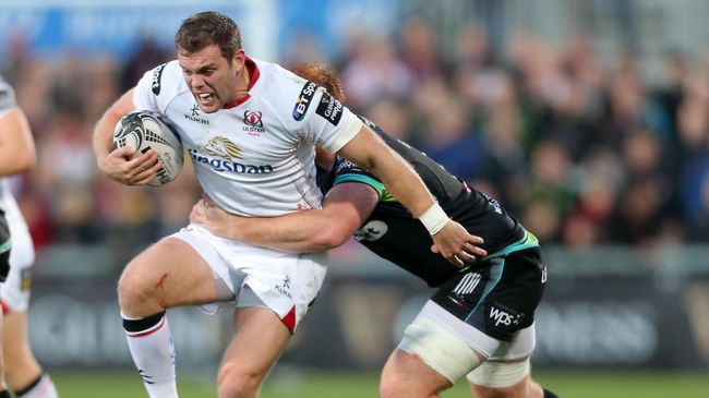 Cave To Captain Ulster 'A' For Crucial B&I Cup Clash