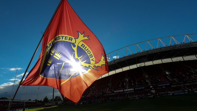 Munster 'Working And Planning' For Glasgow Game