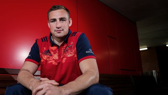 Munster's O'Donnell To Make His 100th PRO12 Appearance