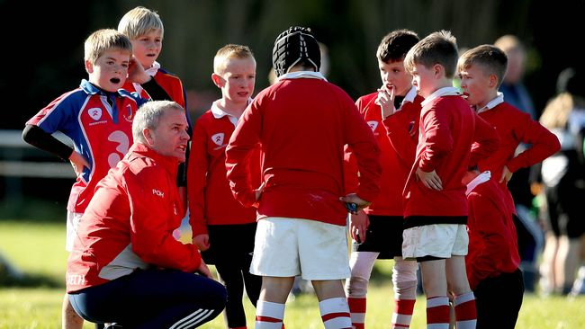 In Pics/Video: Aviva Mini Rugby Festival At UL Bohemian RFC