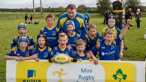 Aviva Mini Rugby Festival - Leinster, Co. Carlow FC, Sunday, October 16, 2016