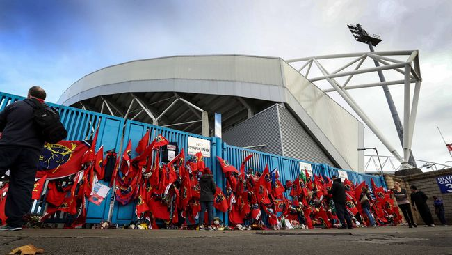 Munster v Glasgow Will Go Ahead As Scheduled