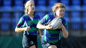 IRFU Girls X7s Leinster Finals, Donnybrook Stadium, Thursday, October 20, 2016