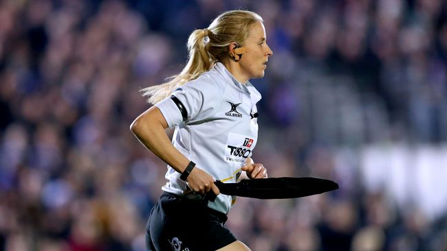 Neville, O'Reilly And Gallagher To Referee Women's Six Nations Matches