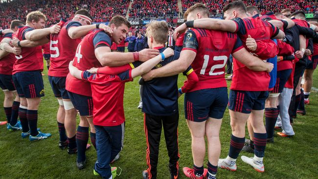 In Pics/Video Highlights: Munster 38 Glasgow Warriors 17
