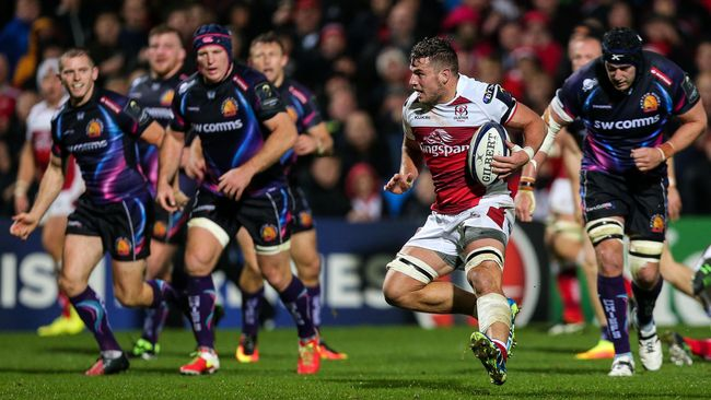 European Champions Cup Preview: Exeter Chiefs v Ulster