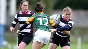 Women's All-Ireland League: Old Belvedere 17 Railway Union 12, Anglesea Road, Sunday, October 23, 2016