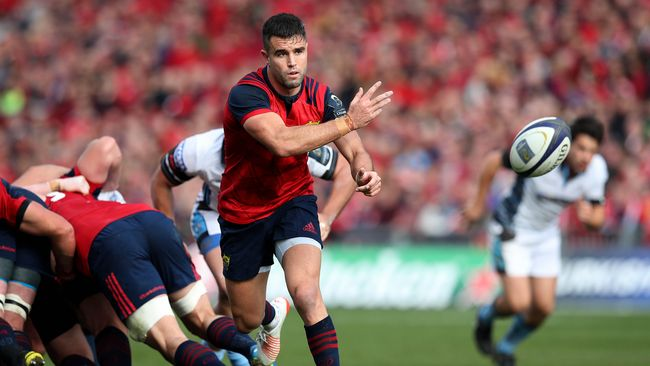 Munster Make Six Changes For Tigers Test