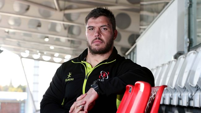Herbst Pens New Two-Year Deal With Ulster
