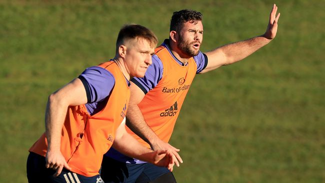 Munster Make Five Changes For Saracens Showdown