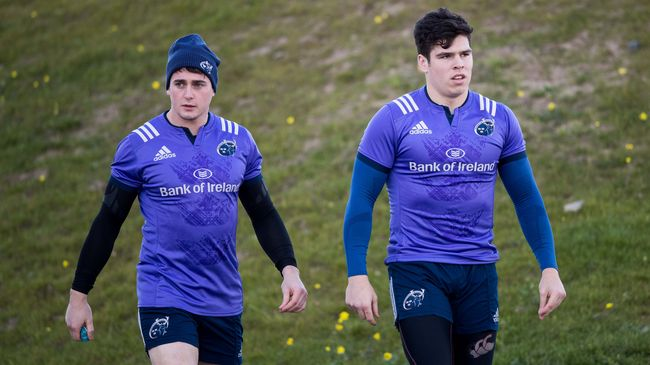 Contract Extensions For Munster Trio, Deysel Joins On Loan