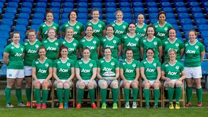 Ireland Women's Captain's Run Session At UCD Bowl, Friday, November 18, 2016