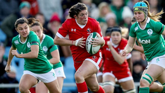 Canada Select Experienced Squad For WRWC 2017