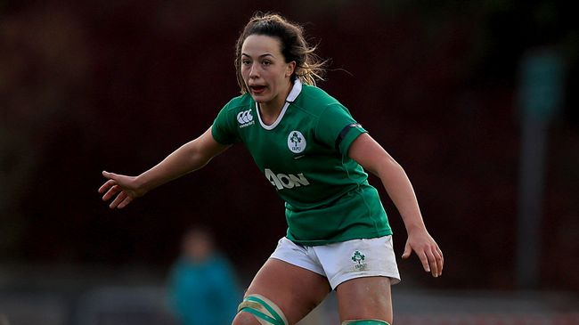 Fryday Looking Forward To Her Connacht Women's Debut