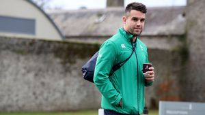 Ireland Squad Training At Carton House, Maynooth, Co. Kildare, Tuesday, November 22, 2016