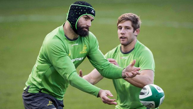 Leinster Sign Wallaby Forward Fardy