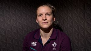 Claire Molloy Announced As Ireland Women's Captains For WRWC 2017, Wednesday, August 2, 2017