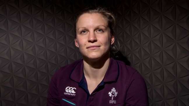 Ireland's newly-announced WRWC 2017 captain
