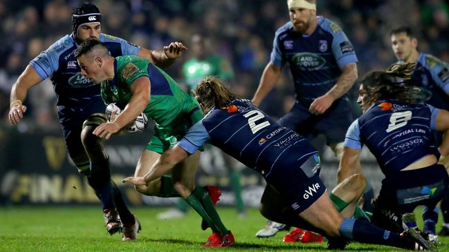 GUINNESS PRO12: Round 9 Video Highlights/Photo Galleries
