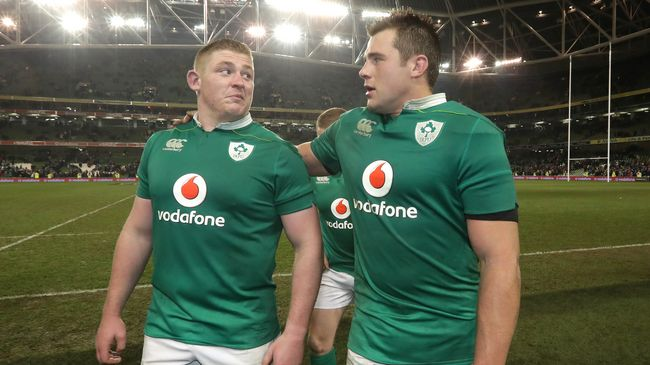 Lions Quartet Nominated For Rugby Players Ireland's Top Award