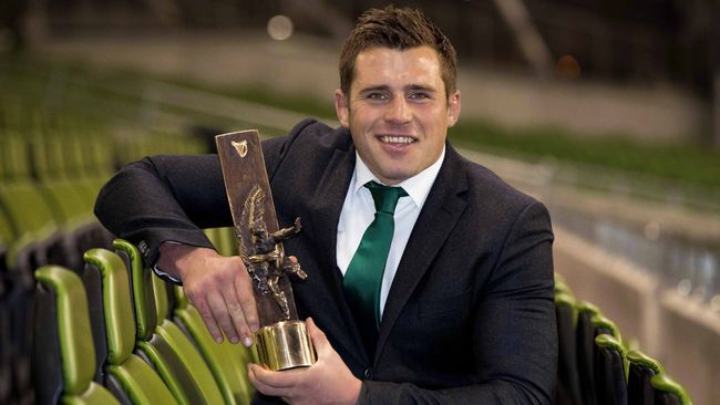 Stander And Naoupu Win Rugby Writers' Player Awards
