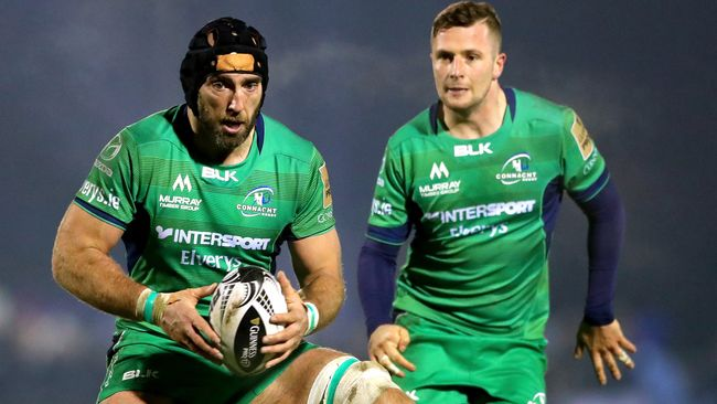 Nominees Announced For Connacht's Annual Awards Ball