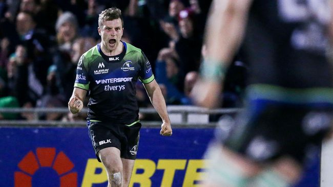 Connacht Team Bolstered By Returning Players