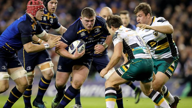 Champions Cup Quarter-Final Preview: Leinster v Wasps