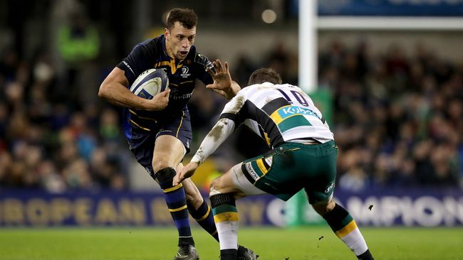 Leinster Confirm Kirchner's Departure To Dragons
