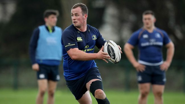 Ed Byrne Set To Return From Injury For Leinster 'A'