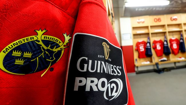 Provincial Players Dominate PRO12's Dream Team