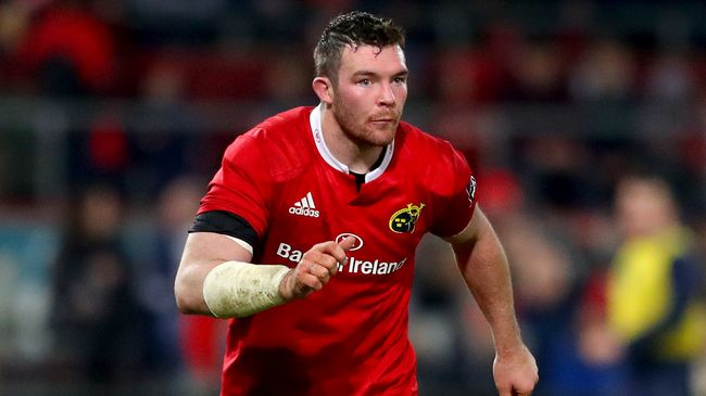 Ireland Trio Return Up Front For Munster