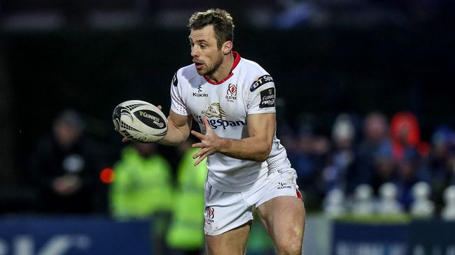 Bowe Reaches 150 Caps For Ulster