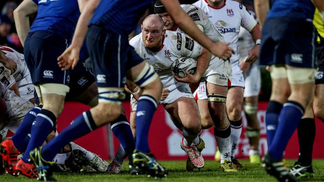 Prop Simpson To Make First Start For Ulster