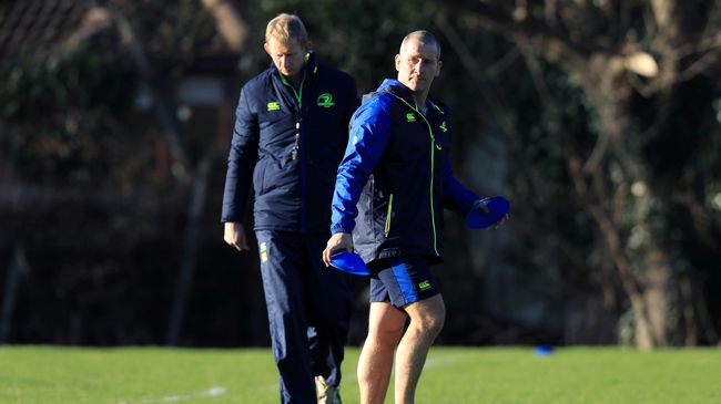Leinster Continue To Monitor Sexton And Kearney Ahead Of Zebre Game