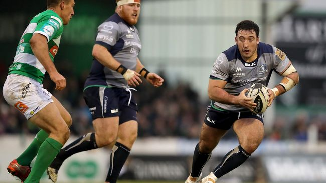 GUINNESS PRO12 Preview: Benetton Treviso v Connacht