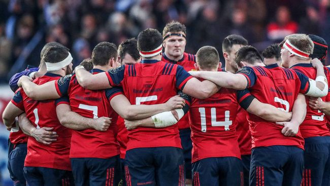 European Champions Cup Preview: Munster v Racing 92