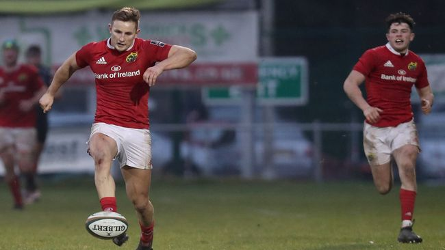 Munster 'A' Team Shows Six Changes