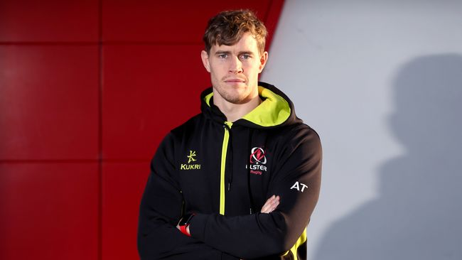 Trimble To Lead Ulster In Limerick Derby