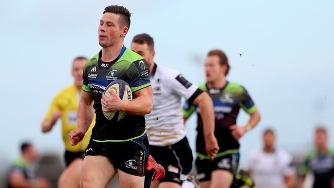 Cooney Signs Two-Year Deal To Join Ulster