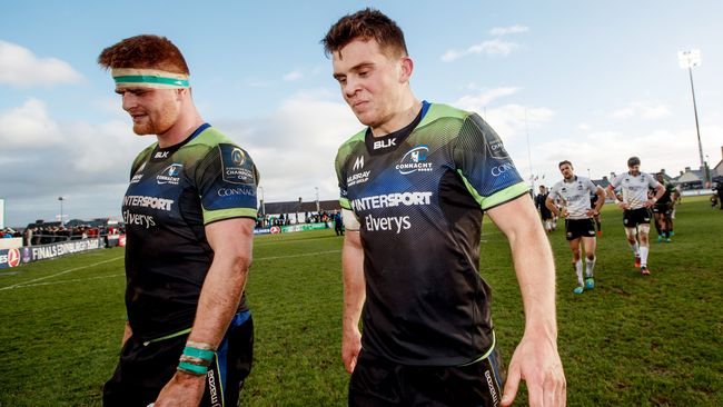 Centre Farrell To Make Full Debut For Connacht