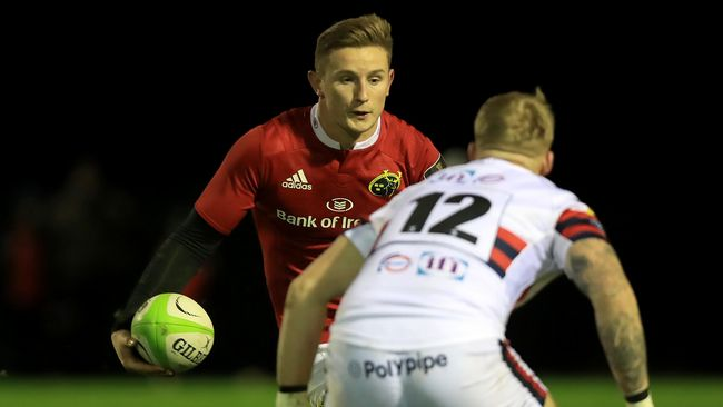 Bohane To Lead Munster 'A' Against Saracens Storm