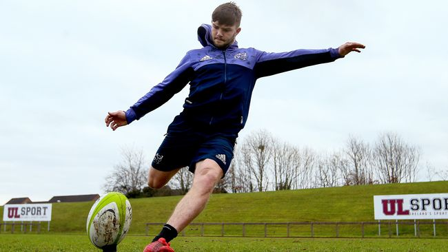 Munster 'A' Make Two Changes For B&I Cup Semi-Final