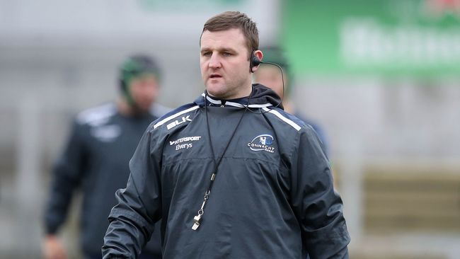 McPhillips To Leave Connacht At End Of Season